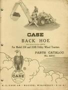 Case 310 Parts