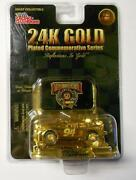 Racing Champions 24K Gold