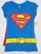 Superman Shirt Cape