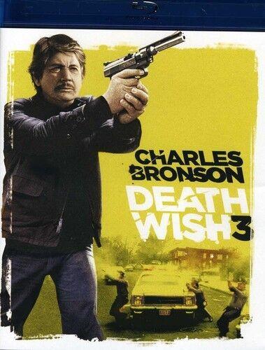 Bronson,Charles - Death Wish 3 [Blu-ray NEW]