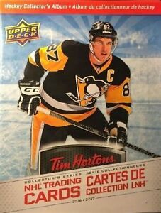 Tim Horton Hockey Cards