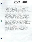 Ramones Signed