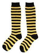 Black and Yellow Socks