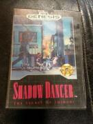 Sega Genesis Shadow Dancer