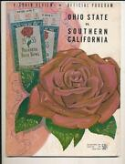 Rose Bowl Program