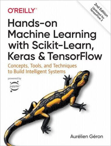 Hands-on Machine Learning with Scikit-Learn, Keras, and TensorFlow|Englisch