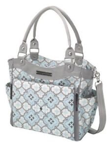 Like New Petunia Pickle Bottom diaper bag. Stock photos used.