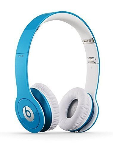 New Genuine Beats by Dr. Dre Solo HD Wired On Ear Headphones All Colors