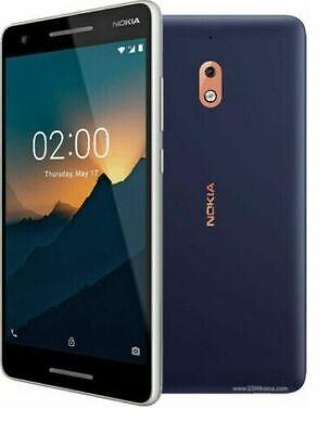 Nokia 2V TA-1136 8GB Smartphone Verizon Wireless GSM Unlocked Cell Phone - Blue