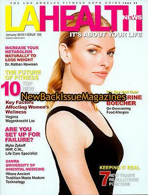 La Health News 1 10 Katherine Boecher January 2010 New