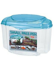 Hamster / Rat / Mouse / Fish / Hermit Crab Container
