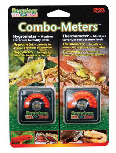 Reptology Reptile Hygrometer Humidity and Temperature Sensor
