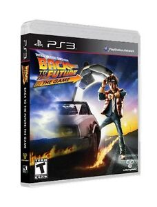 wanted Back to the Future The Game