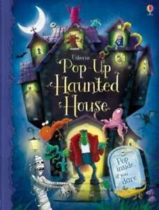 Pop-up Haunted House by Sam Taplin Board Books Book