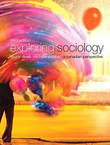 Exploring Sociology: A Canadian Perspective 3rd Edition