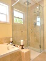 Professional, Creative, Quality Bathrooms and Basements
