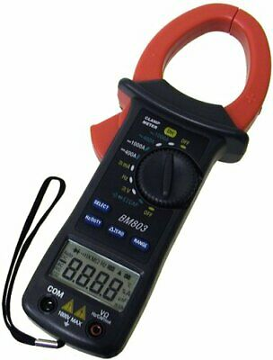 Sinometer Bm803 Acdc Current 1000a Clamp Meter With 3 34 Digits High Accuracy