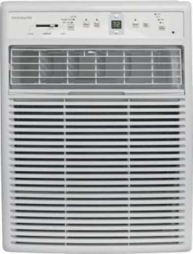 Frigidaire FFRS1022RE 10000 BTU 115 Volt Casement Air Conditioner - White