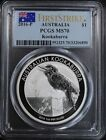 Silver MS 70 Graded Coins