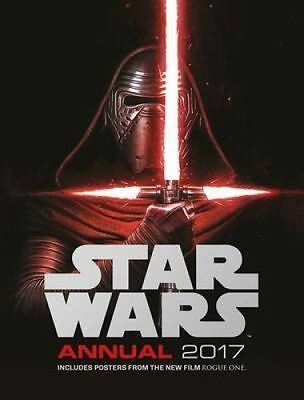 Star Wars Official Annual Book 2017 -  9781405283472