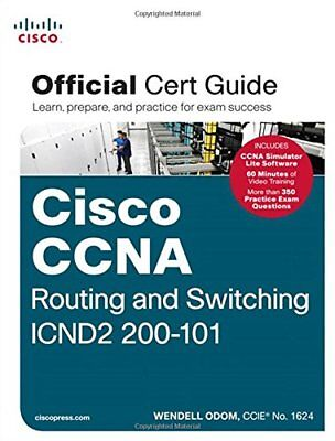 CCNA Routing and Switching ICND2 200-101 Official