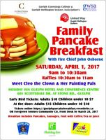United Way Pancake Breakfast