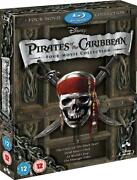 Pirates of The Caribbean Box Set