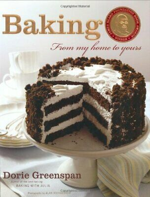 Baking: From my home to yours Dorie Greenspan   #P'D'F