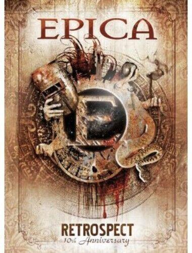 Retrospect - Epica (2013, CD NEU) Lmtd ED.5 DISC SET