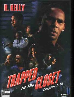 R. Kelly - Trapped in the Closet: Chapters 1-12 [New DVD] (Trapped In The Closet Chapters 1 12)