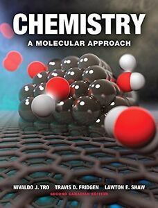 Trent U textbook: Chemistry: A Molecular Approach, 2nd Cnd. ed.