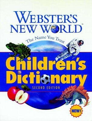 Webster's New World Children's Dictionary Hardback Book The Fast Free Shipping