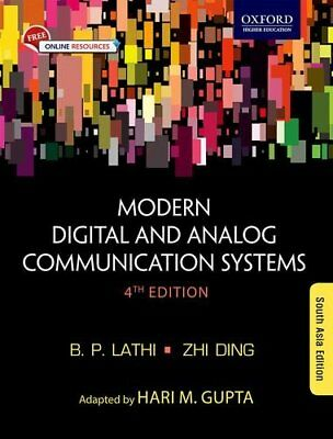 - Modern Digital And Analog Communication Systems: Fourth Edition Paperback