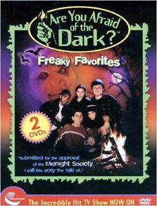 new Are You Afraid Of The Dark? DVD set