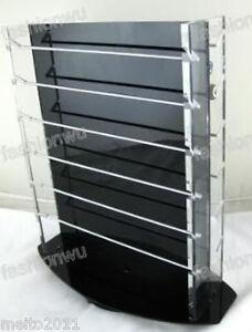 Free shipping Revolving European Charm Beads Display Stand 29X25X12cm MC1058