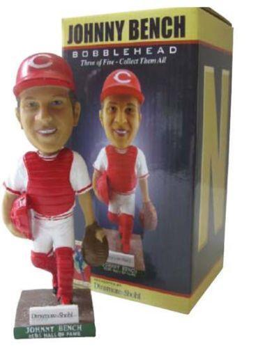 Cincinnati Reds Hof Bobbleheads Ebay