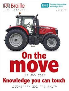 DK Braille On the Move (Braille Book) by DK | Hardcover Book | 9780241228388 | N