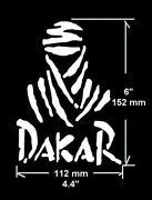 Dakar Sticker