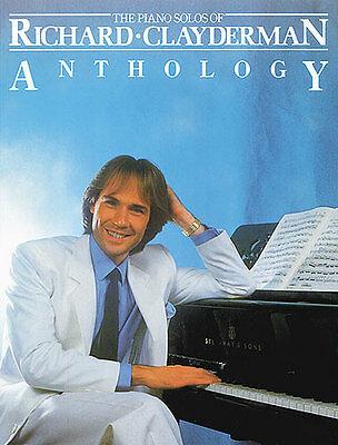 The Piano Solos Of Richard Clayderman Anthology Learn Guitar Music