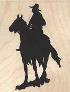 Cowboy Rubber Stamps