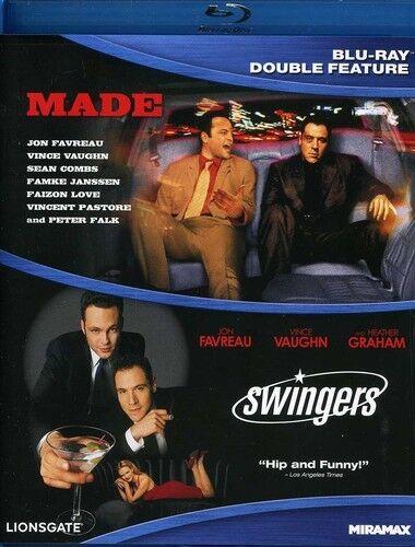 Swingers/Made [2 Discs] (2012, REGION A Blu-ray
