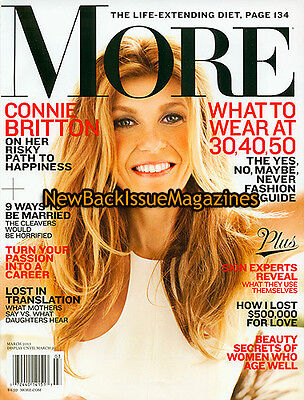 More 3 13 Connie Britton March 2013 New