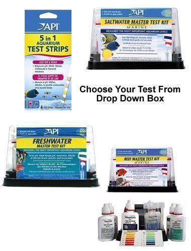 marine aquarium test kit ebay. Black Bedroom Furniture Sets. Home Design Ideas