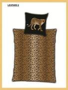 Leoparden Bettwäsche