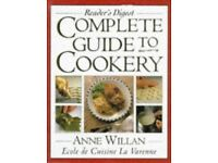 Complete Guide to Cookery by Anne Willan (Hardback, 1989) x-library book