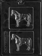 Horse Candy Mold