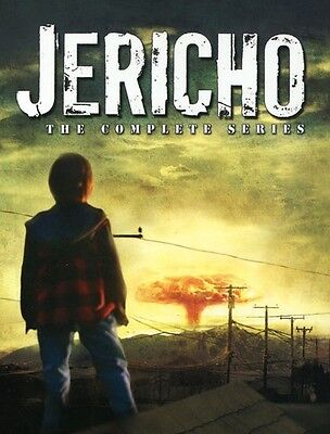 Jericho  The Complete Series  8 Discs  Dvd Region 1