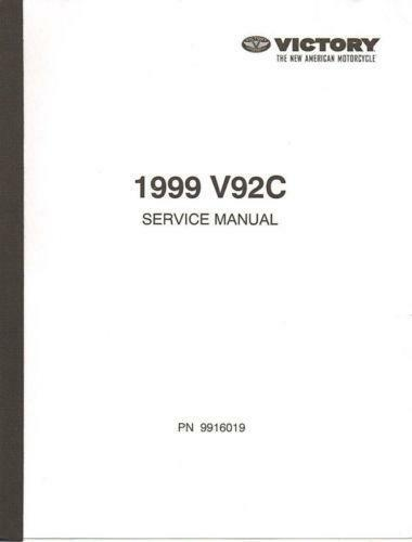1999 victory v92c manual
