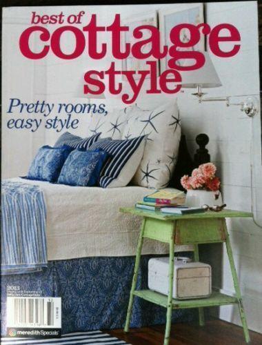 Cottage Living Magazine   eBay