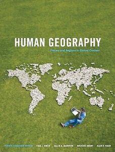 Selling Human Geography Knox 4th EDITION GEOG 101!